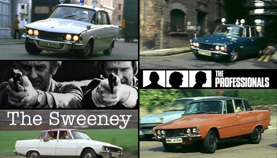 Rovers in the Sweeney and the Professionals
