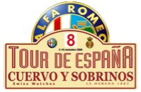 Alfa Romeo Tour of Spain