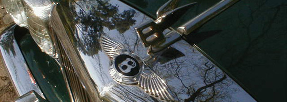 bentley badges